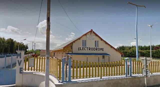 Musée electrodrome de Magnet, Allier.