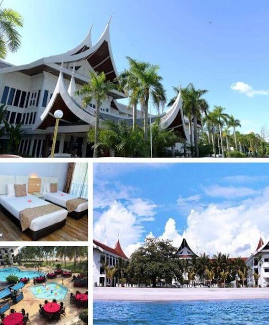 The grand beach house Port Dickson