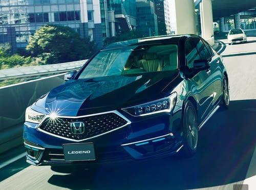 Honda sells a self-driving level 3 Legend