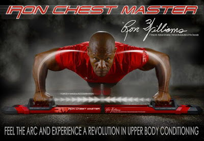 Iron Chest Master by Ron Williams