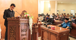 Pansus LKPJ DPRD Kobi Rekom Copot Kepala Bappeda Litbang dan Kabid Cipta Karya