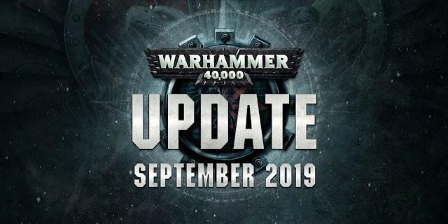 Warhammer 40,000 FAQ and Errata