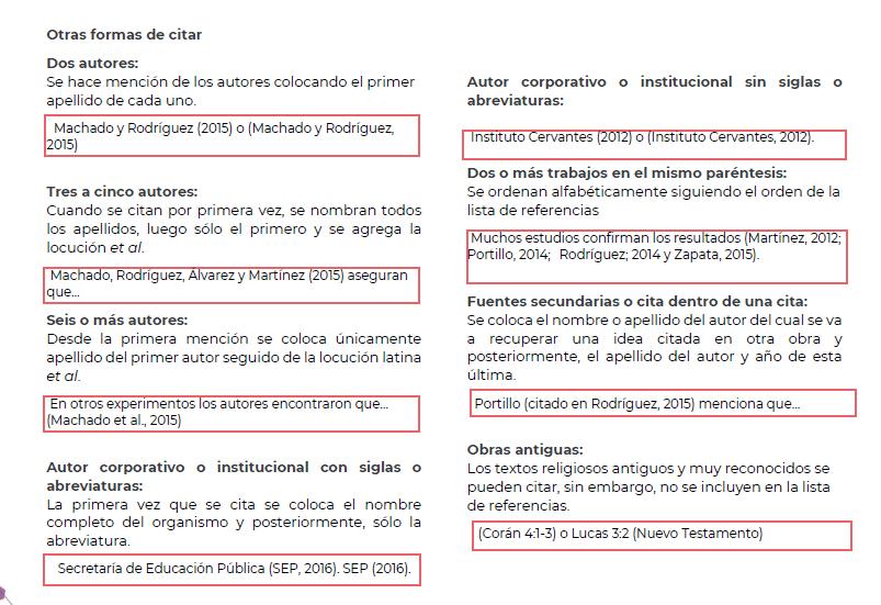 La Bitácora De Mirifabi De Leoye Manual Apa Sexta Edición