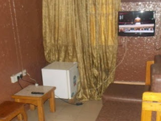 armed robbers attack ab hotel oshodi