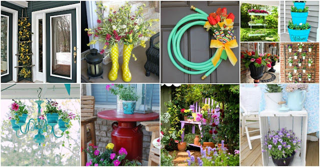 Idées de décoration de porche