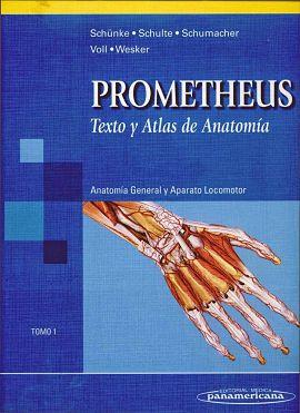 Librotecarios: Prometheus Texto y Atlas de Anatomía