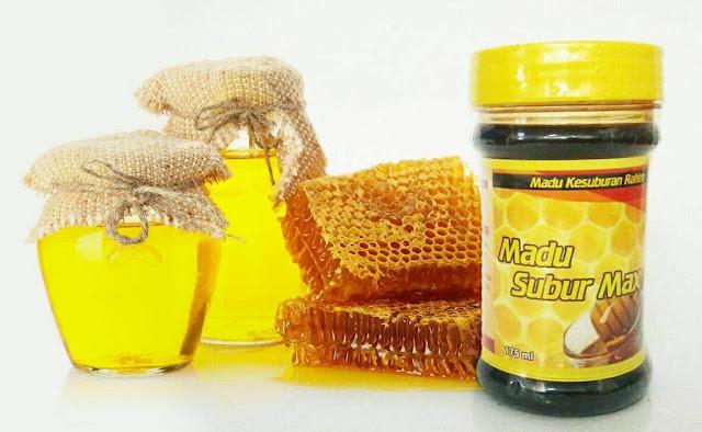 Produk Madu Subur Max, Herbal Penyubur Reaksi Cepat