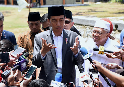 Andalkan Donasi, Presiden Jokowi: Anggaran Tiap Bank Wakaf Rp8 Miliar - Info Presiden Jokowi Dan Pemerintah