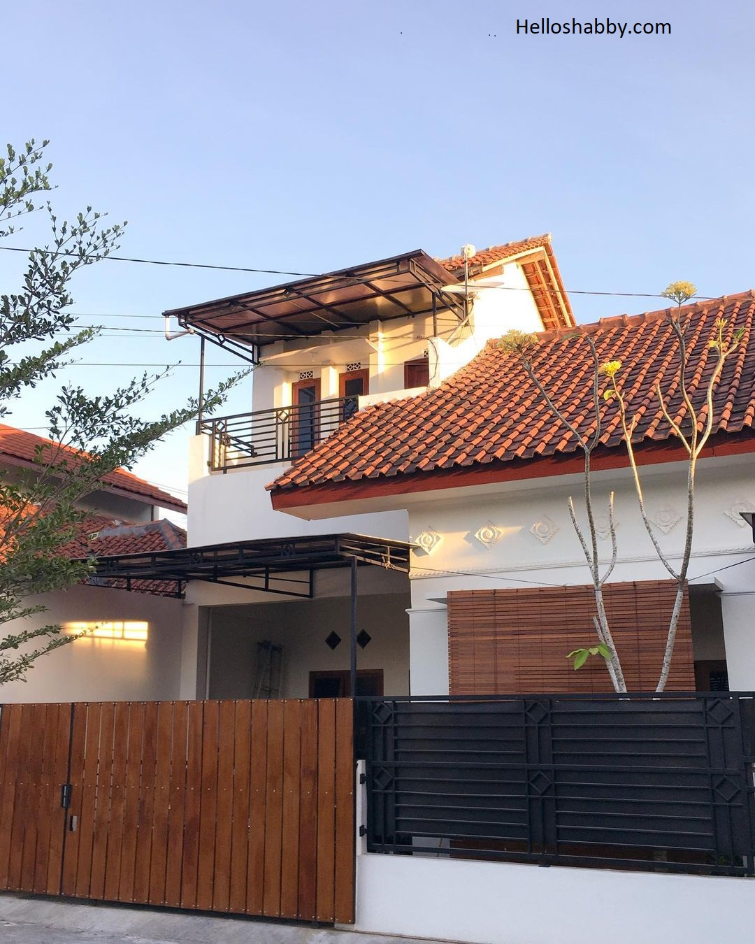 Pagar Rumah Type 36 Terbaru Unik Dan Elegant Helloshabby Com Interior And Exterior Solutions