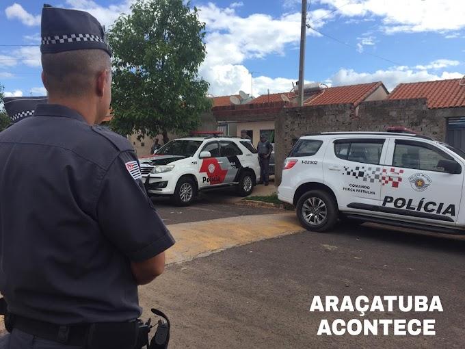 PM detém suspeitos de tentativa de homicídio dentro da Santa Casa de Araçatuba