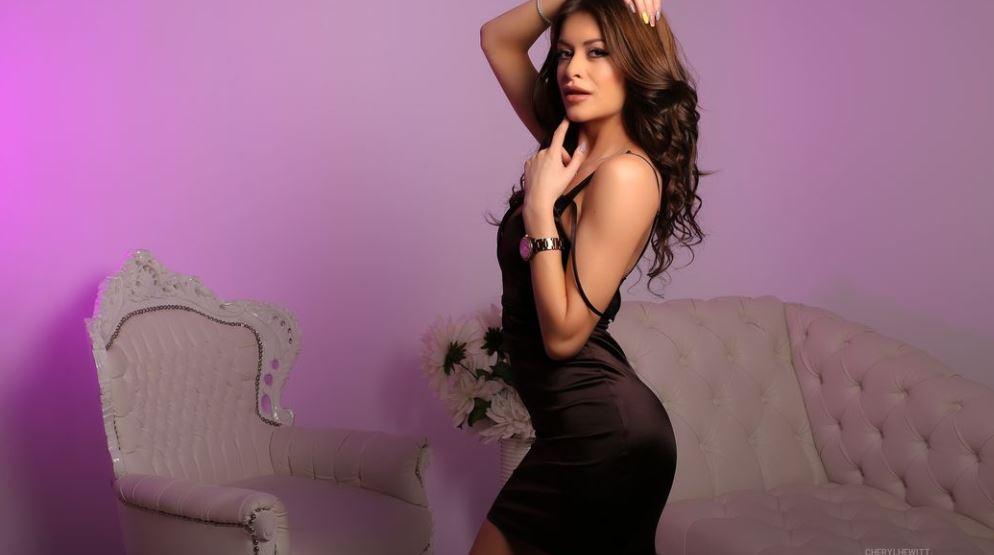 CherylHewitt  Model GlamourCams