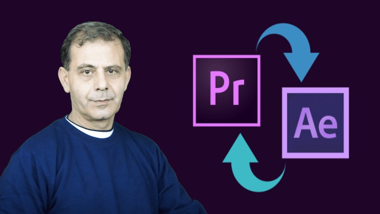 Video Editing: Premiere Pro & After Effects Dynamic Linking - Udemy coupon