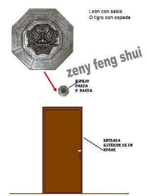 Zen y feng shui tao feng shui energia chi - Los espejos en el feng shui ...