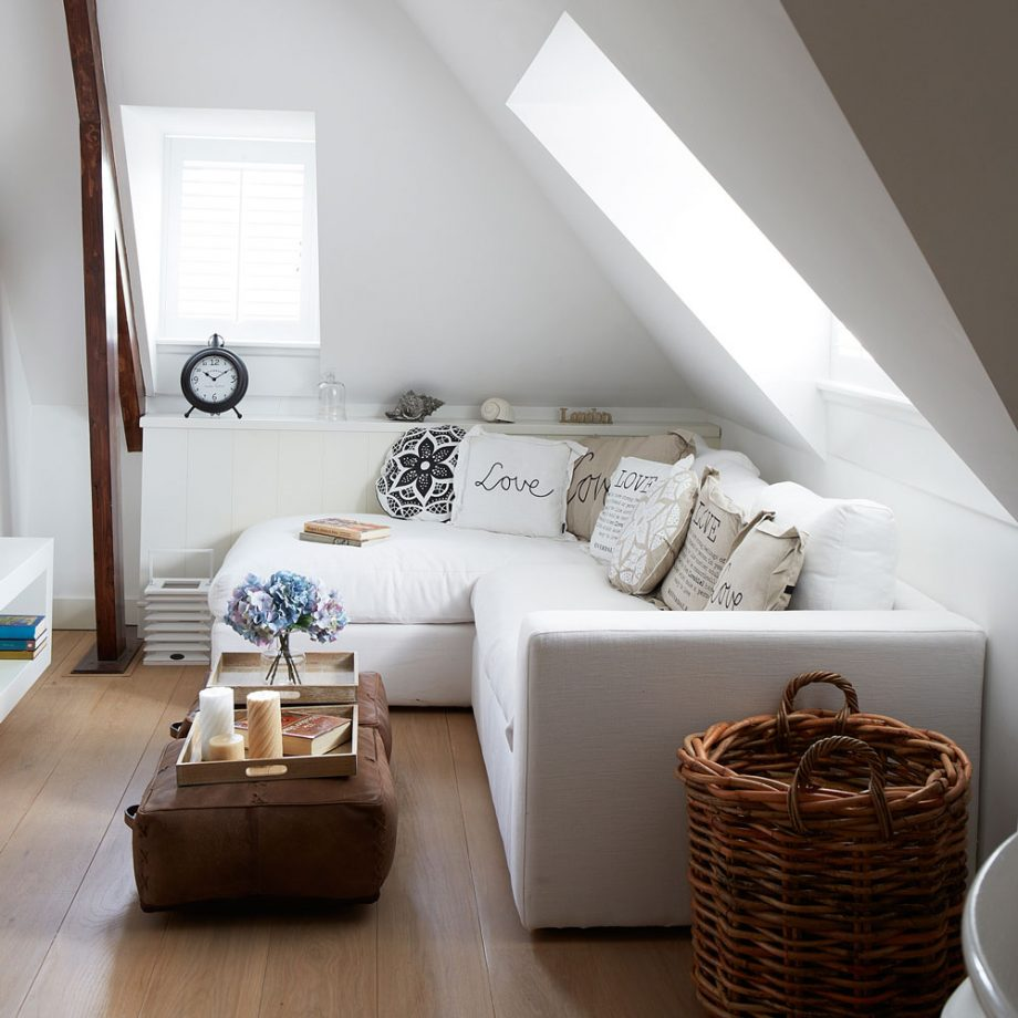 Small living room ideas – how to decorate a cosy and compact sitting room