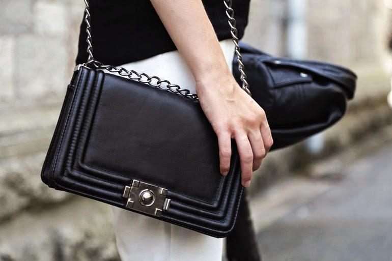 e3ada818370b Chanel Boy Bag | Nouvelle Chic