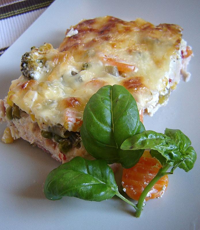 a lasana receptje elkülönített étrendi zöldségeket
