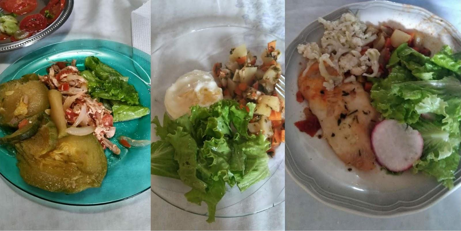 o que comer em uma dieta no carb