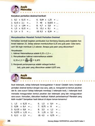 kunci jawaban buku matematika kelas 5 kurikulum 2013 revisi halaman 36