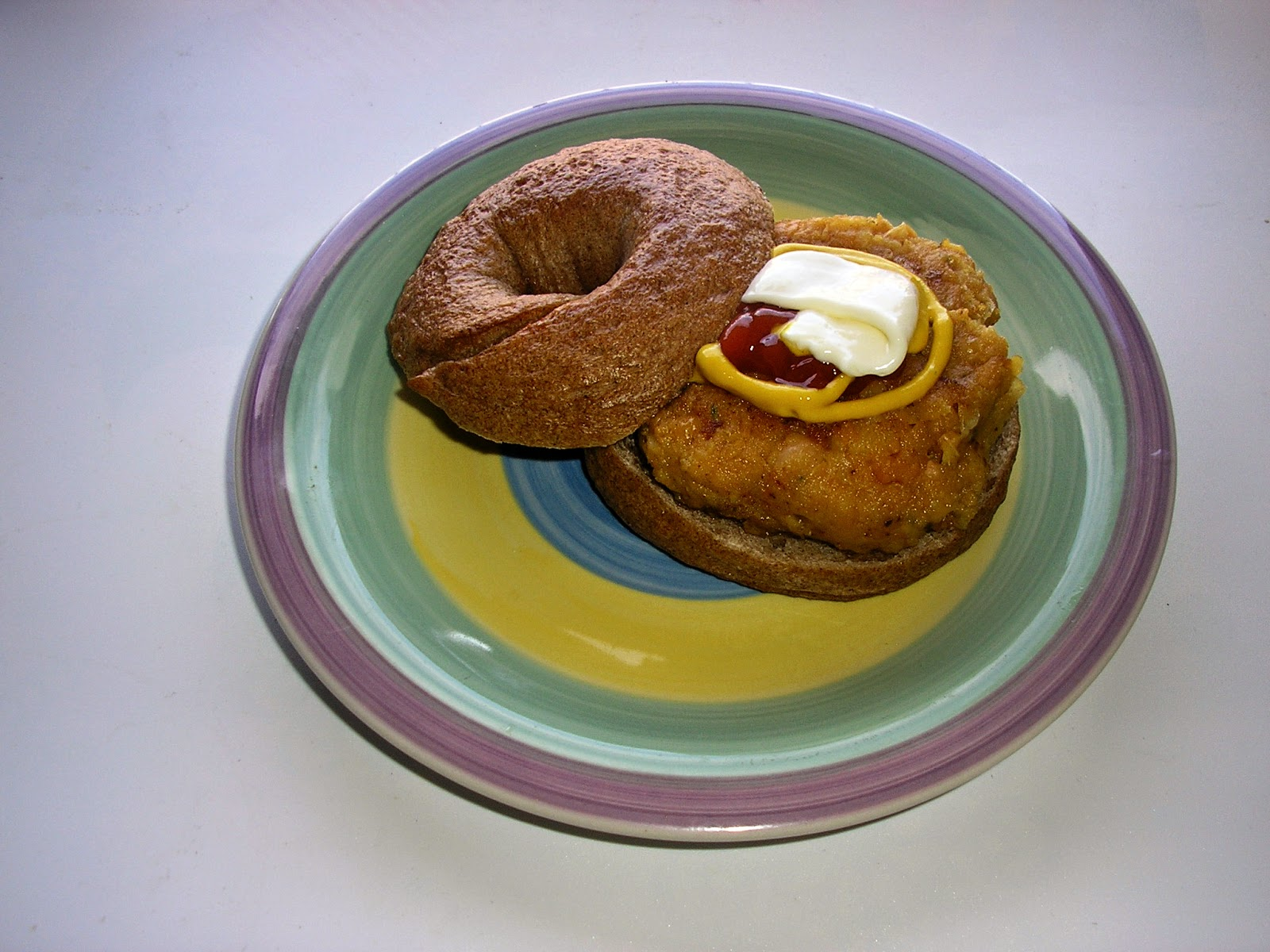 Whole Wheat & Oat Bagel