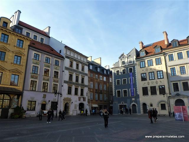 lugares imprecindibles para ver en Varsovia