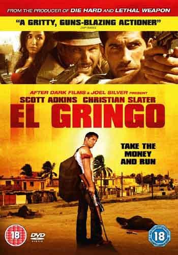 El Gringo 2012 480p 300MB BRRip Dual Audio [Hindi - English] MKV