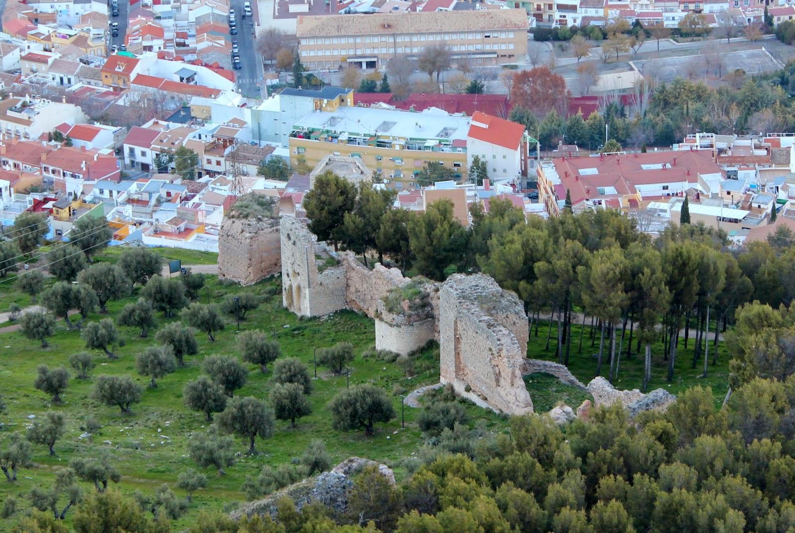 Muralla de Jaén