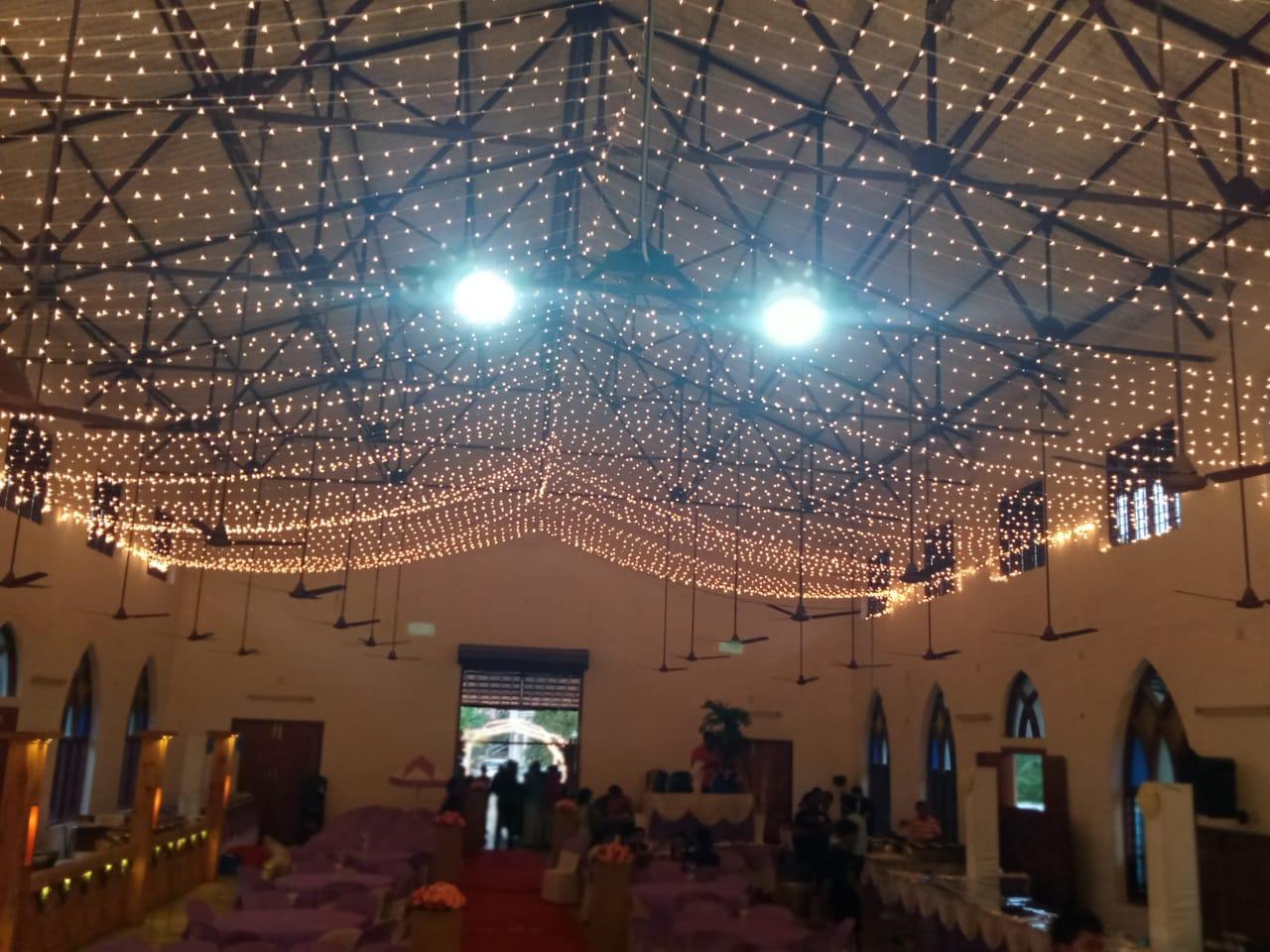 hall celing light decoration works 8943906399