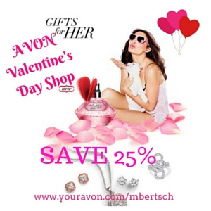 Avon Valentines Coupon 2016