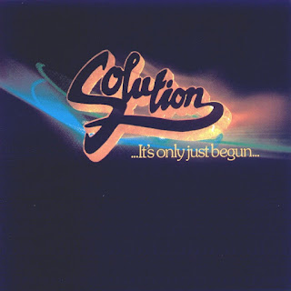 Solution - 1980 - ... It's Only Just Begun...