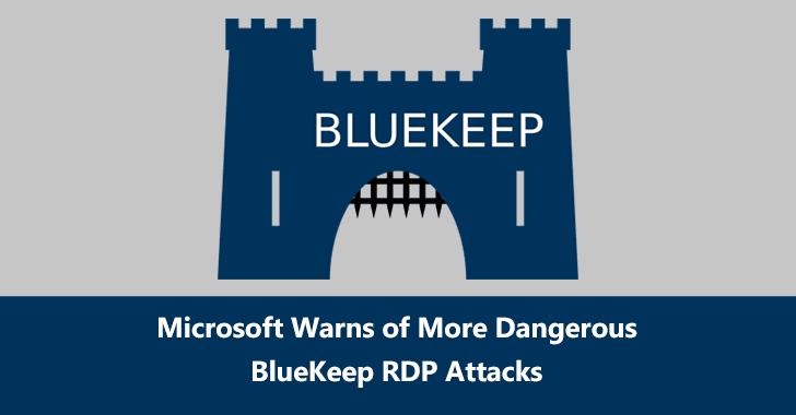 BlueKeep RDP vulnerability