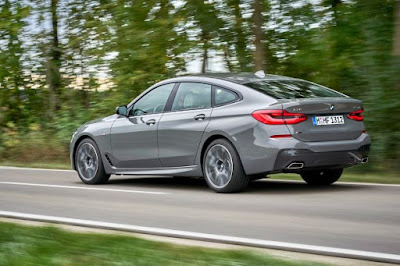BMW 6 series GT price in India