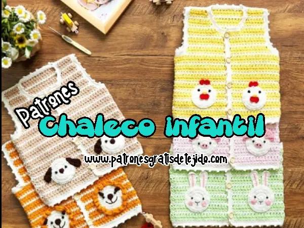 patrones-chaleco-infantil-a-crochet
