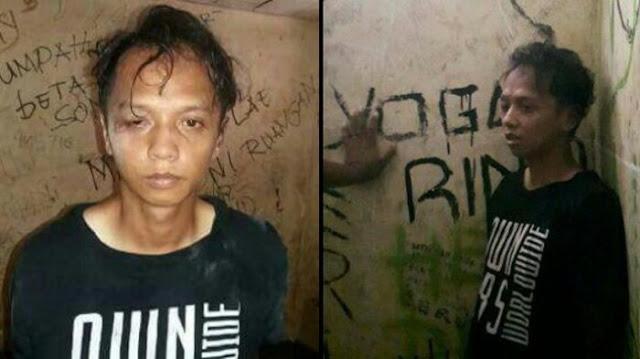 Pelaku penyerangan Siswa SD di Kupang yang berhasil diamankan polisi