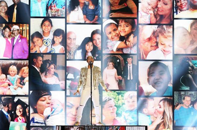 John Legend - American Music Awards 2016