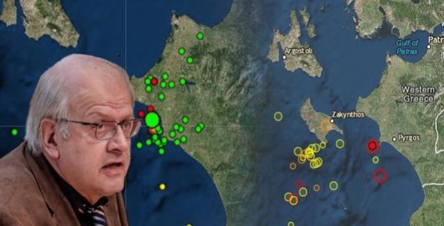 Σεισμός στην Ηλεία - Τσελέντης: Ό,τι είναι να γίνει θα γίνει σε ένα μήνα!