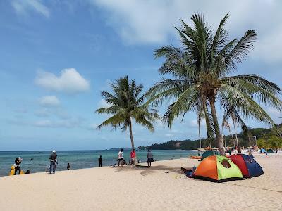 Pantai Glory Melur Barelang