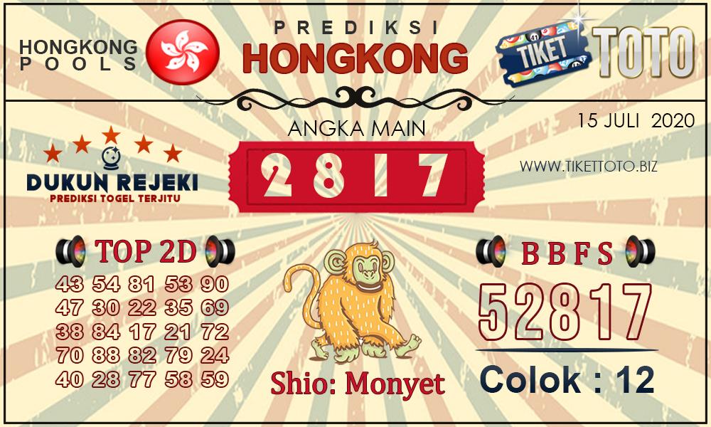 Prediksi Togel HONGKONG TIKETTOTO 15 JULI 2020