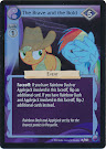 My Little Pony The Brave and the Bold Canterlot Nights CCG Card