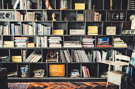pixabay.de, Buchhandlung, Bookshelf, Bücherregal