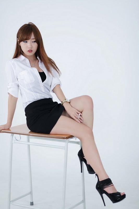So Yeon Yang - Sexy English Teacher  Korean Models Photos -8191