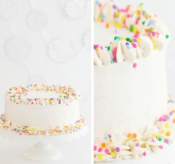 SprinkleBakes is Three Birthday Cheesecake Sprinkle Bakes