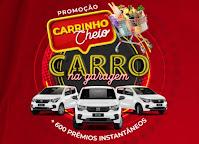 Promoção Carrinho Cheio Carro na Garagem RedeMais