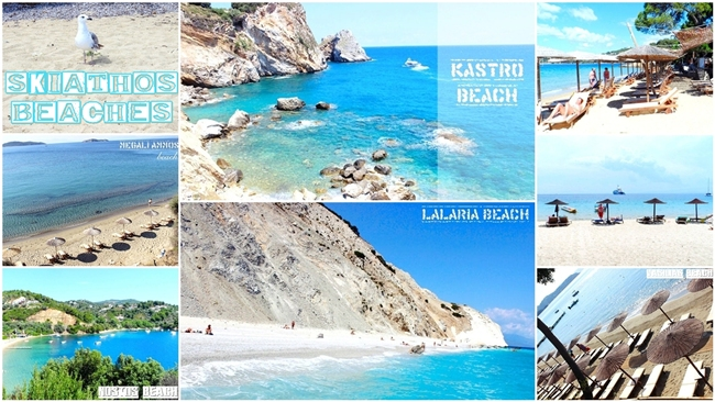 Most beautiful Skiathos island beaches to visit. Koje plaze posetiti na Skiajtosu.