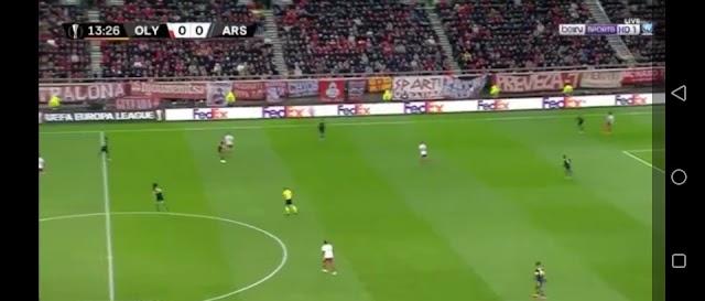 ⚽⚽⚽ Uefa Europa League Live Olympiacos Vs Arsenal ⚽⚽⚽