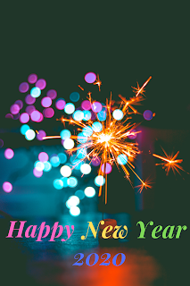 Happy New Year 2020 Download HD Wallpapers