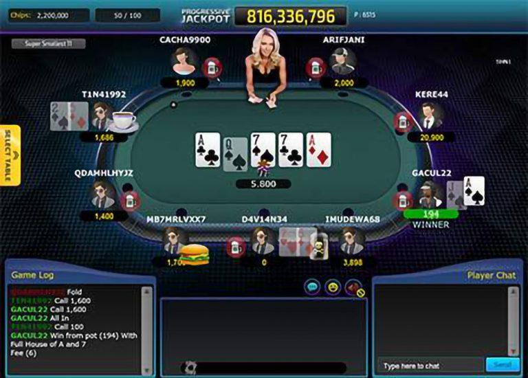 Main Texas Holdem