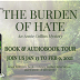 The Burden of Hate Book Review & Book Tour Giveaway