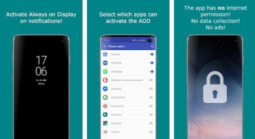 aodNotify APK – android notifier pro apk