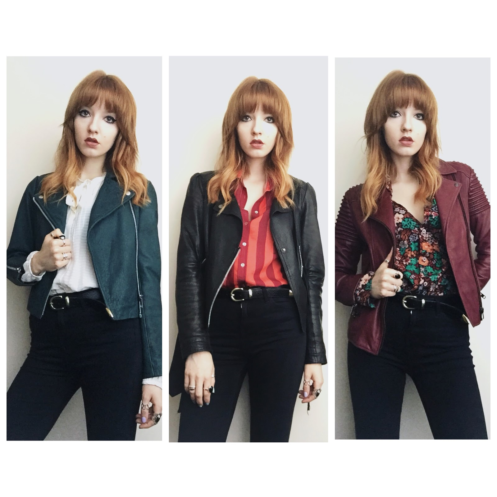 Leather jacket song - As The Weather Seems To Be Telling Us Summer Is Still On Hold I Ve Been Wearing My Leathers More And More They Are The Perfect Throw On Don T Think About