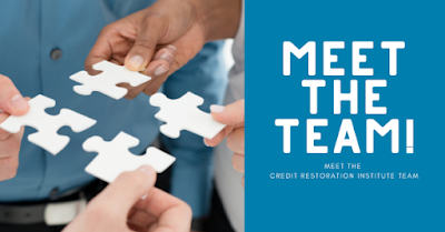Meet the Credit Restoration team